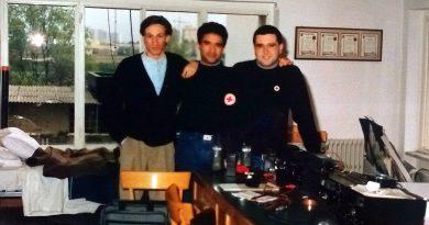 Esodo albanesi un giorno dopo: l'assistenza dei Radioamatori